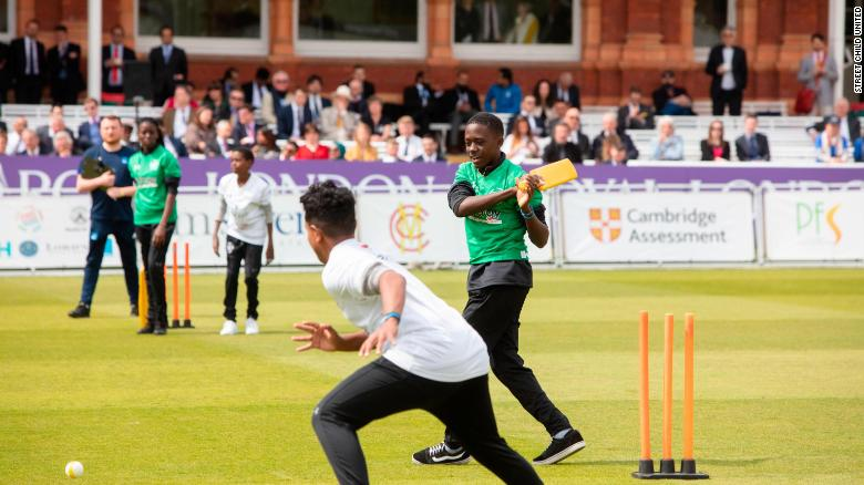 Helping The Street Child Cricket World Cup