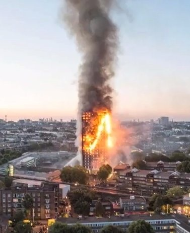 Grenfell Tower – a catalogue of failures